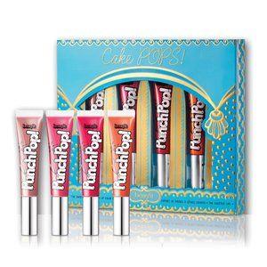 Benefit Cake Pops! The Sweetest Lips Liquid Set